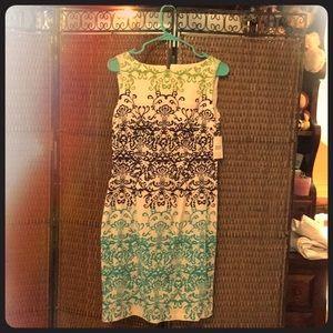London Times NWT size 10  gorgeous dress